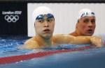 男子200米自由泳:孙杨罗切特出战