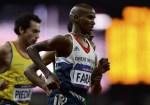 男子10000米决赛 英国选手夺金