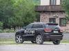 体验2016款Jeep大切诺基