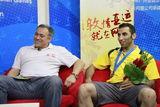 专访亚运男篮季军伊朗队主帅马蒂奇和核心后卫卡姆拉尼